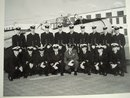 Vintage Royal Canadian Navy Group Picture  RCN V-4