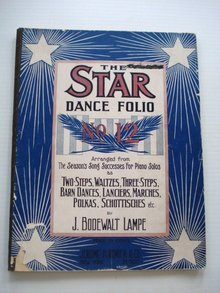 Star Dance Folio No 12