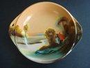 Noritake Dish Hand Painted
