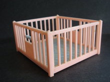 Doll Furniture Crib by Reliable
