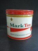 Mark Ten Tobacco Box