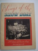 Popular Songs Book Show Boat