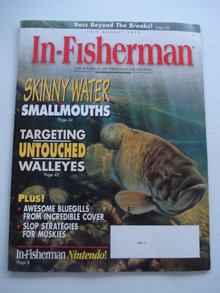 In-Fisherman Magazine