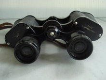 H V LEMENT Binoculars and Case Paris