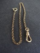 Antique Chain for Pocket Watch