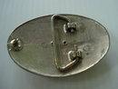 Belt Buckle Western Style