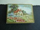 Charming 1940 Calendar