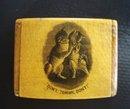 Rare Snuff Box - Mauchlineware