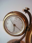 Uncommon Style Clock by Rensie Germany