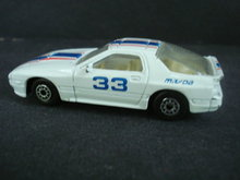Mazda Toy Car Turbo 33 RX-7