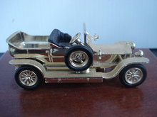 1907 Rolls Royce Car/Box Models of Yesteryear
