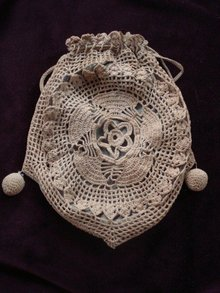 Charming Lace Bag Purse