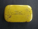 Allenburys Pastilles Tin Box
