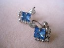 Rhinestone Earrings Set Fantastic Vintage Set