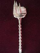 Souvenir Spoon Kolner Dom