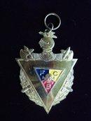 FCB Medal Knights of Pythias