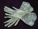 Antique Lace Gloves
