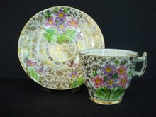 Demitasse Set by Phoenix China England
