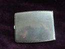 Silver Cigarette Case Made in US