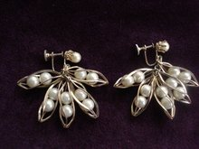 Antique Deco Earrings