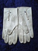 Men's Leather Kid Gloves 8/3 France