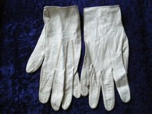 Men's Leather Kid Gloves 8/3