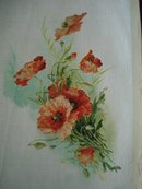Cigarette Tobacco Silk Red Poppy's