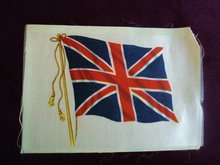 Cigarette Tobacco Silk Brittish Flag