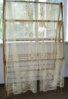 Curtains Tambour Net Lace