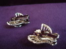 Special Art Deco Rhinestone Earrings