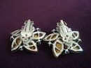 Precious Lisner Earrings Austrian Crystal