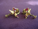 Precious Sterling Earrings by Bond Boyd Screw Back  Style