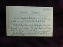 1919 Postcard Loch Achray