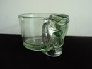 Figural Glass Cup Gaylord