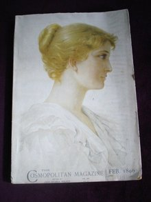 1896 Cosmopolitan Magazine