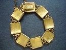 Antique Damascene Bracelet