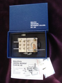 Bulova Universal Movement Holder No300