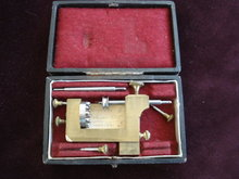 Antique Watchmaker's Tool Boxed #2