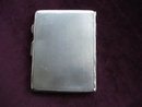 Cigarette Case Monogram A