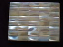 Cigarette Case Mother of Pearl Top