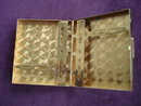 Cigarette Case with Mother of Pearl Lid