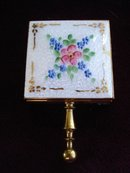 Pill Box Fancy Guilloche Enamel