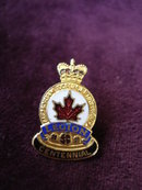 Lapel Pin Centennial Legion