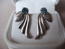 Vintage Sterling Earrings