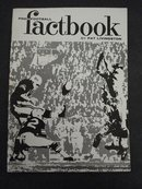Pro Football Factbook by Pat Livingston