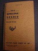 The singing Period Book One