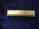 Brooch Victorian Engraved