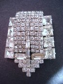 Belt Buckle Brooch