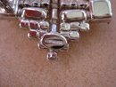 Belt Buckle Brooch
