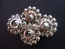 Rhinestone Brooch Unique Design